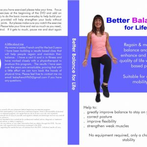 Better Balance for Life DVD